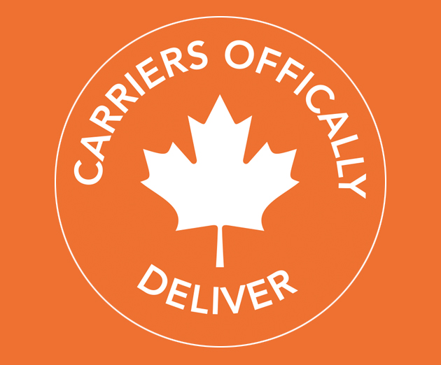 Carriers Officially Deliver