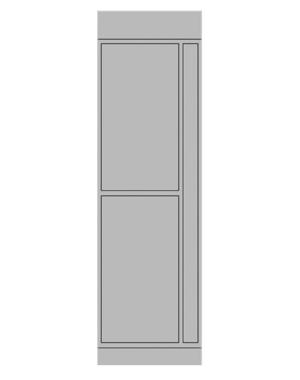 2-Door Shop Drawing